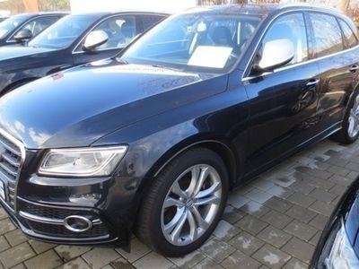 "gebraucht Audi SQ5 competition AHK 20"" ACC Memory Bluetooth"