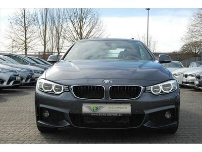gebraucht BMW 420 dA Cabrio M-Sportpaket LED/NAVI-PROF/H-UP/LED