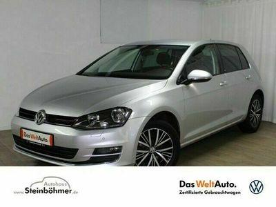 gebraucht VW Golf ALLSTAR 1.2TSI Navi SHZ MFLL ParkPilot GRA