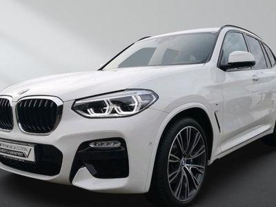 gebraucht BMW X3 xDrive30d M SPORT AT Navi HiFi Head-Up DAB