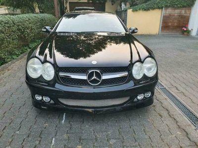 gebraucht Mercedes SL350 mit Lambo-doors ohne ABC