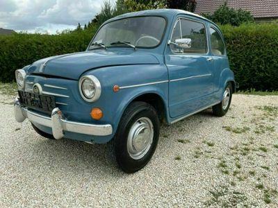 gebraucht Fiat 600D 750ccm Baujahr 1965