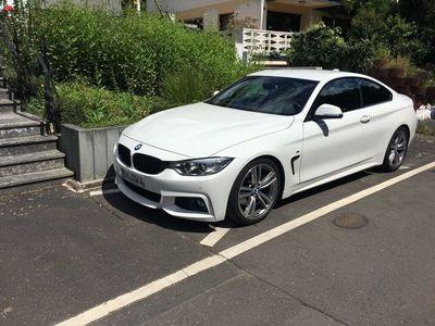 gebraucht BMW 425 d Coupe, M-Paket, scheckheft, gepflegt als Sportwagen/Coupé in Bonn