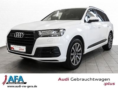gebraucht Audi Q7 3,0 TDI quattro tpitronic 2x S-Line*AHK*LED*Navi+*opt.Schwarz*EUR6