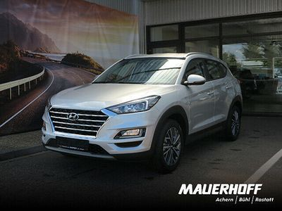 gebraucht Hyundai Tucson Advantage   Navi   DAB+   Kamera   Reling