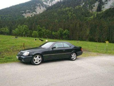 gebraucht Mercedes 600 Mercedes W140 SECcoupe als Sportwagen/Coupé in Lenggries