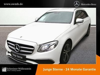 gebraucht Mercedes E200 *Avantgarde*Widescreen*360°*AHK*LED*