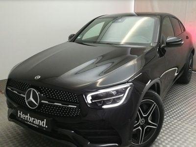 gebraucht Mercedes GLC300 4M C AMG+NIGHT+MBUX+MEMORY+SPUR+KAMERA