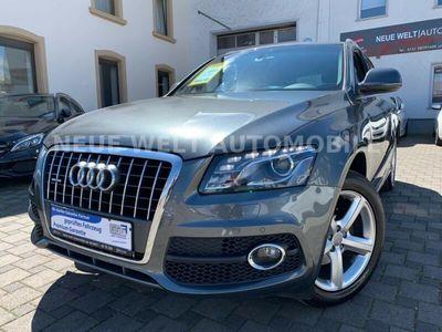gebraucht Audi Q5 quattro S-Line-Sportpaket Plus/Navi/Xenon/19Z