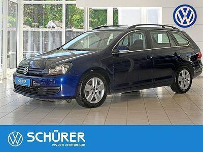 gebraucht VW Golf Variant Comfortline 1.4TSI 12Mon.Garantie