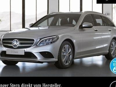 gebraucht Mercedes C220 d T 4M Avantgarde Distr. LED Kamera SpurPak