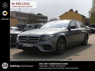 gebraucht Mercedes E300 T 9G*AMG*Comand*NightP*Pano*Widescreen*