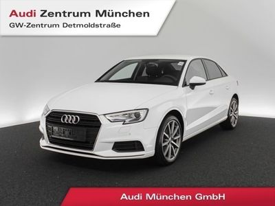 "gebraucht Audi A3 Limousine 1.0 TFSI 18"" Navi Xenon Sitzhz. PDCplus S tronic"