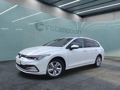 gebraucht VW Golf VIII GolfVariant LIFE 1.0TSI DSGACCLEDNAVIP