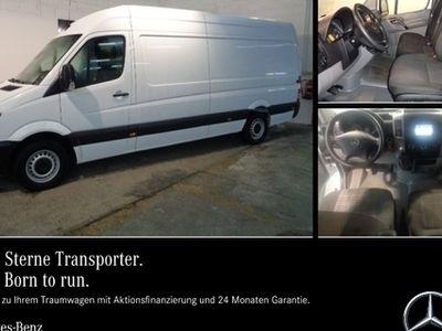gebraucht Mercedes Sprinter 316 KASTEN RS:4.325+KLIMA+PTS+NAVI VOR.