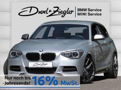 gebraucht BMW 135 Mi xDrive 3-Türer Leder Xenon Navi H&K Alu18