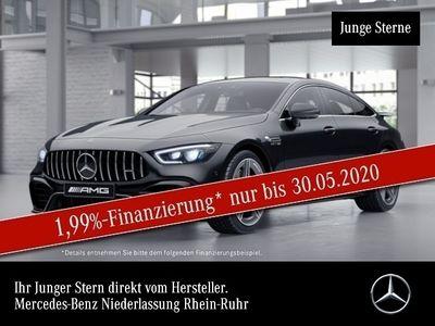 gebraucht Mercedes AMG GT Cp. 4M Keramik Burmester 3D Carbon AeroPak
