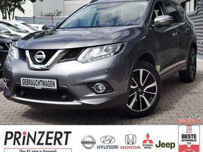 gebraucht Nissan X-Trail 1.6 dCi Xtronic 'Tekna' Euro 6, Gebrauchtwagen, bei Autohaus am Prinzert GmbH