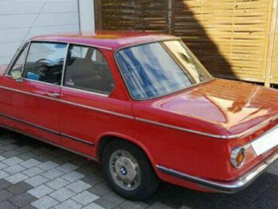 käytetty BMW 1602 Rundl. E10 1802 (20021502) TÜV *NEU H-Zu