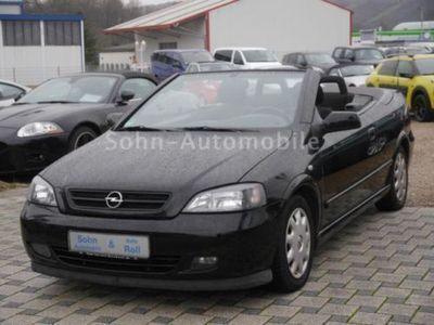gebraucht Opel Astra Cabriolet G 1.6 16V Klima/PDC/AHK