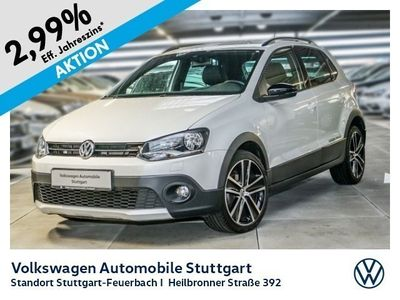 gebraucht VW Polo Cross 1.2 TSI Navi Tempomat