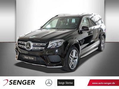 gebraucht Mercedes GLS500 4MATIC