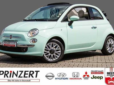 gebraucht Fiat 500C 0.9 TwinAir Start&Stopp Lounge, Gebrauchtwagen, bei Autohaus am Prinzert GmbH