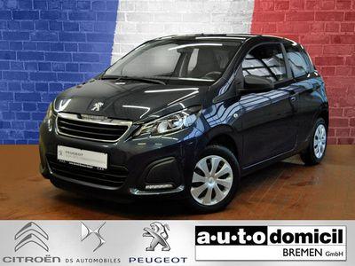 gebraucht Peugeot 108 Access VTi 68+Radio+Metallic