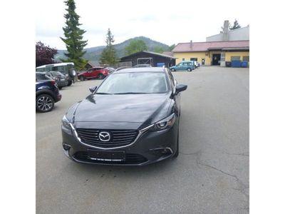 used Mazda 6 Kombi SKYACTIV-G 15 Exclusive-Line/NAVI