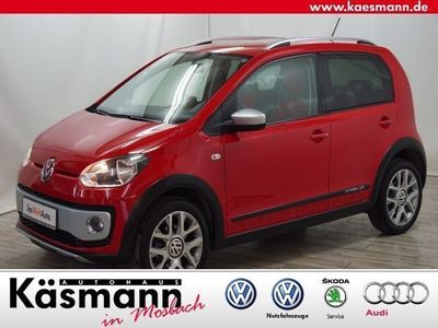 usado VW cross up! 1.0 Klima Navi Vorb. LMF SHZ ZV RCD el. F