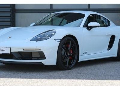 gebraucht Porsche Cayman (718) GTS | LED-Hauptscheinwerfer |