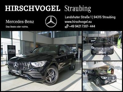 gebraucht Mercedes GLC43 AMG AMG 4M Night+AHK+SD+DISTRON+MBUX+LED+Kam