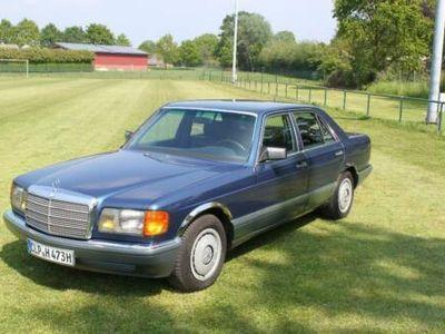 używany Mercedes 260 W126SE