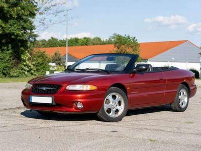 gebraucht Chrysler Stratus 2,5 JX Cabrio LPG