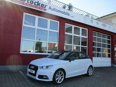 gebraucht Audi A1 Sportback S line, Pano, Alcantara/Leder