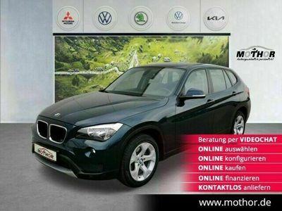 gebraucht BMW X1 sDrive 18i Navi prof.+Pano+Automatik+Bremsass