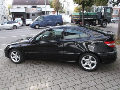 gebraucht Mercedes CLC220 CDI DPF Special Edition:LEDER:PDC::