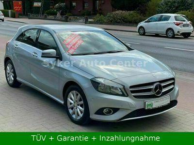 gebraucht Mercedes 180 A -KlasseCDI /BlueEfficiency Aut.