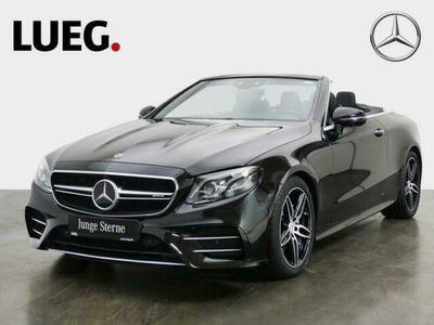 gebraucht Mercedes E53 AMG AMG 4M Cabrio COM+Burm+DrivP+Mbeam+19''+36