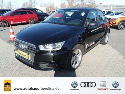 gebraucht Audi A1 Sportback 1.0 TFSI Sport S tronic PDC,SHZ,KLI