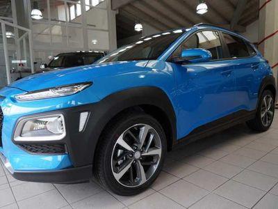 gebraucht Hyundai Kona 1.6 T-GDI Premium DAB/KAMERA/TEMPO