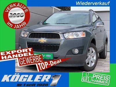 gebraucht Chevrolet Captiva 2.4 2WD LT