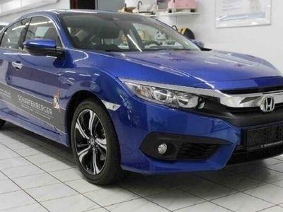 gebraucht Honda Civic Limousine Elegance OPF (EU6d-T) Navi, FSE