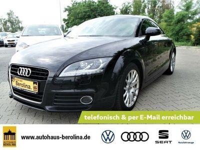 gebraucht Audi TT Coupé 1.8 TFSI *NAVI*XENON+*PDC*GRA*SHZ*