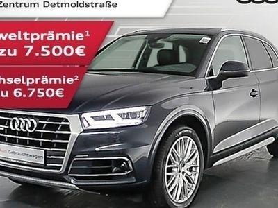 gebraucht Audi Q5 3.0 TDI qu. Design LED Technology Assistenz Pano
