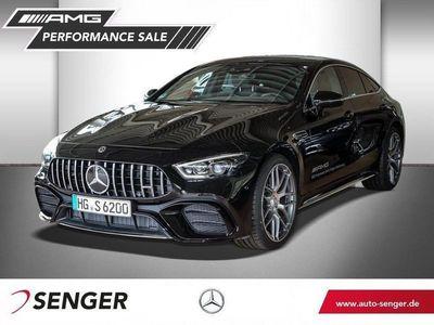 gebraucht Mercedes AMG GT 53 4MATIC+ COMAND FahrassistenzP 360°Kam