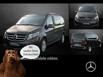 gebraucht Mercedes V250 d EDITION Kompakt Modellgeneration 0/Navi