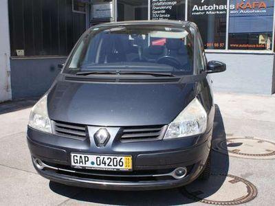 gebraucht Renault Grand Espace 2.0 dCi FAP Aut. Tech Run* 6Sitze/NAvi/TV/VOLL*