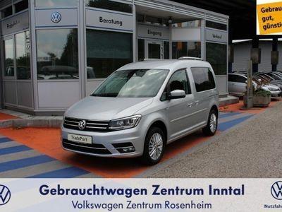 gebraucht VW Caddy Highline 2,0 TDI -EURO 6- (Xenon) Xenon