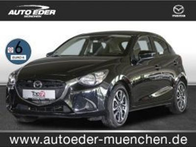 gebraucht Mazda 2 1.5 SKYACTIV-G 90 Kizoku EURO 6 Navi, PDC
